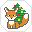Новогодняя лисичка - за участие в конкурсе лисичек №5