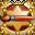 «Роскошный золотой значок художественного порядка» - награда для того, кто помогал наводить порядок в каталоге художников (artist). Можно также получить за 70 обычных аватарок или обложек для авторских тегов.