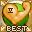 Навороченная золотая медаль «Однорукий бандит» - награда за 20 постов с рейтингом 12.0 (или выше). Эту медаль можно также получить за один пост с рейтингом 30.0 (или выше). Посты должны быть в секретных разделах.