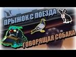 For Fun #48 ( Jump from a train and a talking dog / Прыжок с поезда и говорящая собака ),Comedy,,Заходите на канал и подписывайтесь ➪ http://youtube.com/superchannelforfun Предыдущее видео ➪ http://youtu.be/JBhxTbIwzrM Не забудьте рассказать друзьям и близким, ставьте лайк. Спасибо за просмотр!