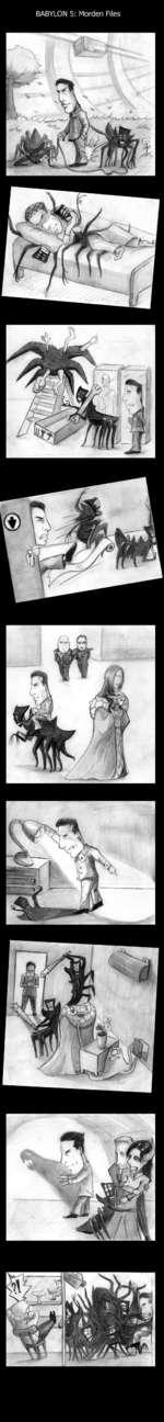 BABYLON 5: Morden Files