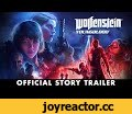 Wolfenstein: Youngblood – Official Story Trailer,Gaming,Bethesda Softworks,MachineGames,Arkane,First-person shooter,FPS,Wolfenstein,co-op,Wolfenstein Youngblood,Trailer,Gaming,Video,Bethesda,Shooter,Video games,2019,New,Paris,France,1980,80s,Welcome to the 1980s. BJ Blazkowicz is missing. His la