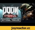 DOOM Eternal: Official Stadia Trailer - Gamescom 2019,Gaming,IGN,stadia,Trailer,Doom Eternal,Panic Button,gamescom 2019,gctrailer 2019,gamescom,doom eternal on stadia,doom eternal trailer,Hell is coming to earth and Google Stadia.  Subscribe to IGN for more!