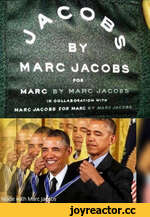 MARC JACOBS IN COLLABORATION WITH MARC JACOBS rOR MARC #v w* »